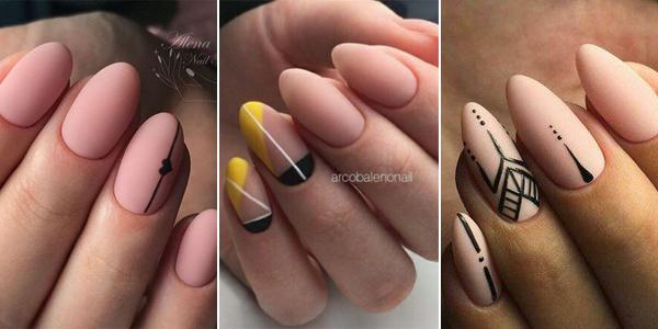 Matowe Paznokcie Top 25 Nietuzinkowych Inspiracji Na Matowy Manicure