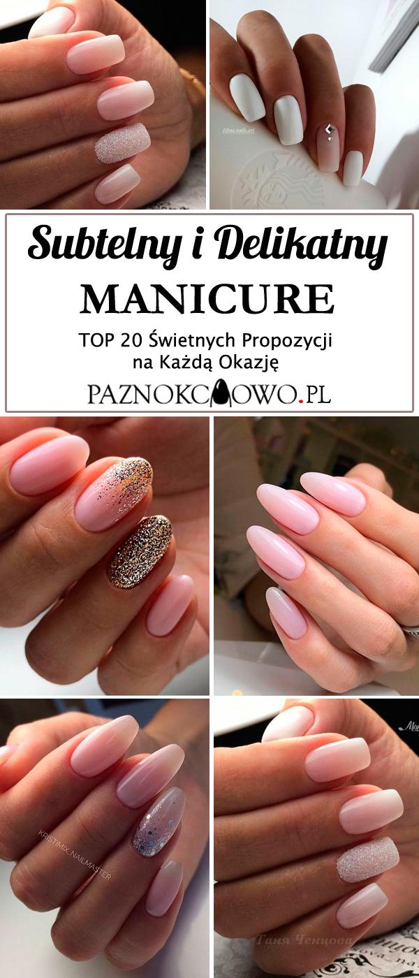 Manicure Elegancki