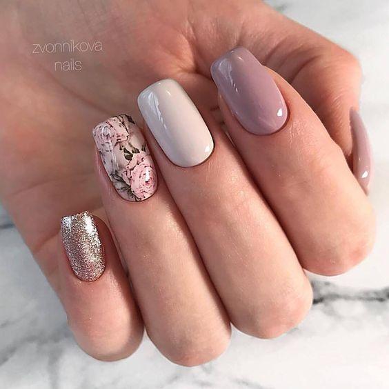 2019 S Biggest Nail Art Trends: Modne Paznokcie Wiosna/Lato 2019